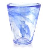 Kosta Boda - Mine Tumbler Dark Blue