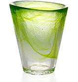 Kosta Boda - Mine Lime Tumbler
