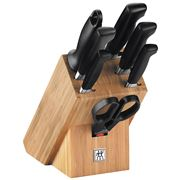 Henckels - Four Star 8 Piece Knife Block Set C