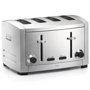 Sunbeam - Cafe Series 4 Slice Toaster