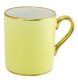 Limoges - Legle Pastel Yellow Mug