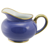 Limoges - Legle Provencal Blue Cream Jug