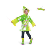 Kidorable - Fairy Raincoat Size 6/7