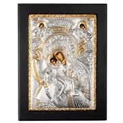 Clarte Icon - Holy Virgin Mary Axion Esti Gold 18x23cm
