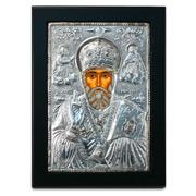 Clarte Icon - St Nicholas 18x23cm