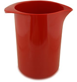 Rosti - Margrethe Mixing Jug Red 1L