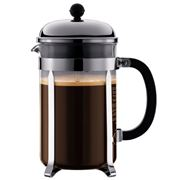 how to use coffee plunger set
