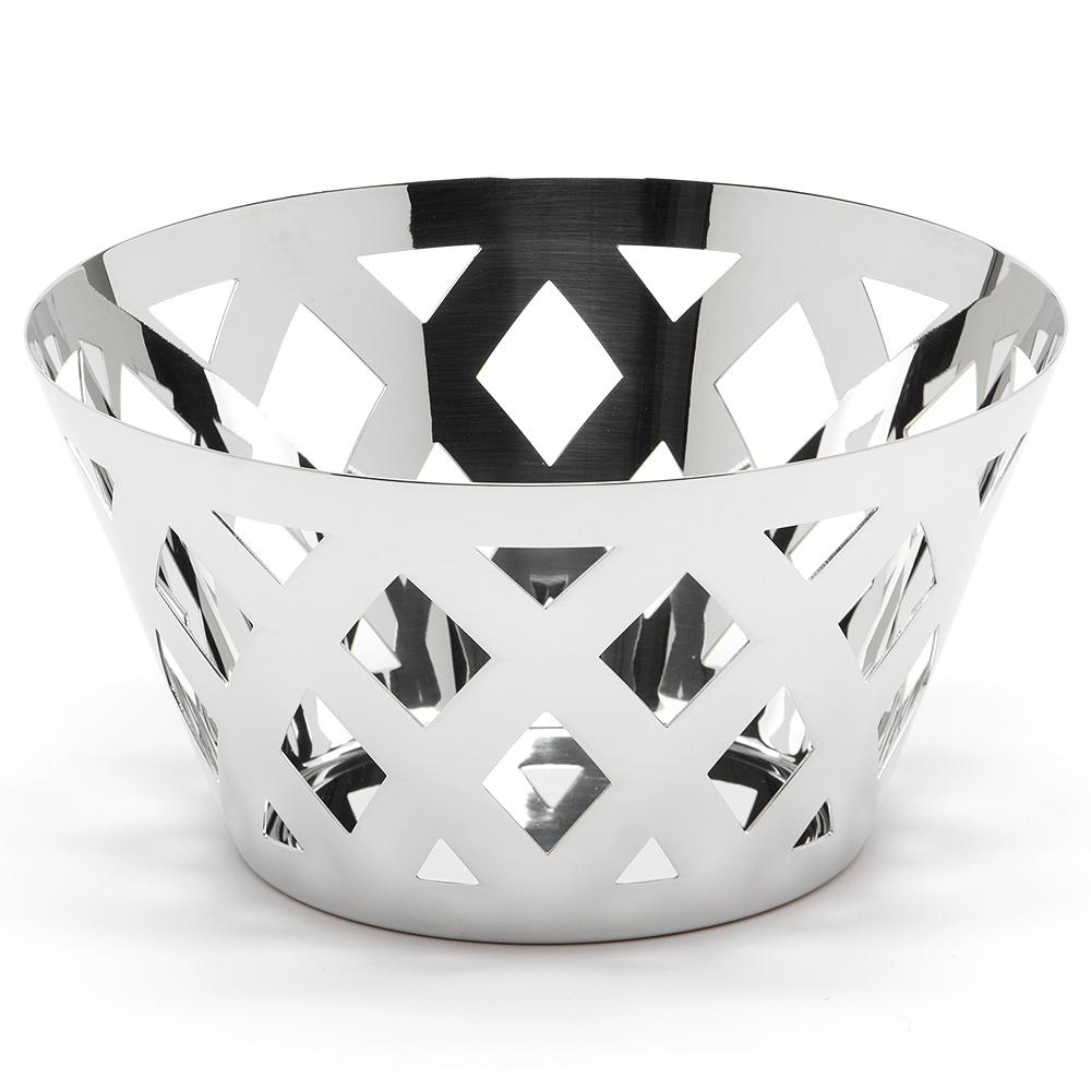 Alessi stainless steel fruit basket - Alessi fruit basket ...