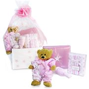 Boz Baby - Little Star Baby Hamper Pink