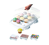 Wilton - Ultimate 3-in-1 Cake Caddy