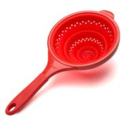 Dexas - Pop Strainer 20cm Red