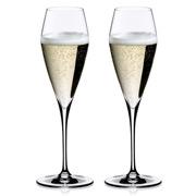 Riedel - Vitis Champagne Set 2pce
