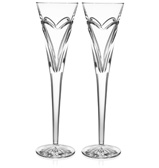 Waterford - Love and Romance Toasting Flute Set