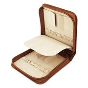 Agresti - Leather Travel Case for 6 Watches