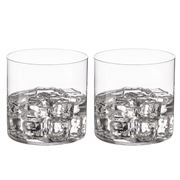 Riedel - O Series H2O Classic Bar Water Glass Set 2pce