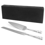 Whitehill - Everlasting Cake Knife & Server Set 2pce
