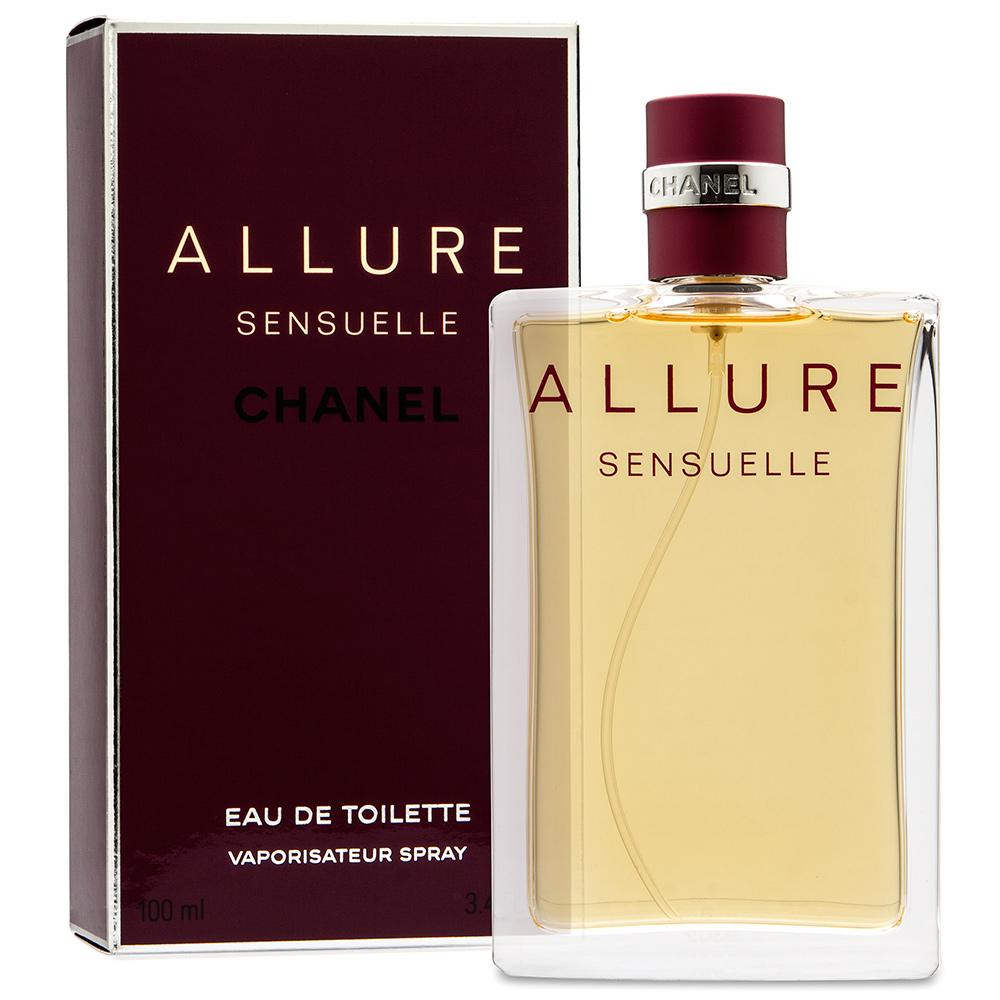 Chanel - Allure Sensuelle Eeu de Toilette 100ml | Peter's of