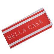 Ladelle - Bella Casa Red Tea Towel