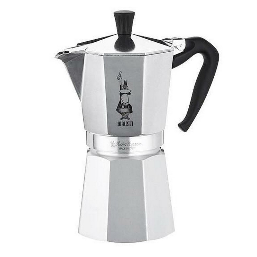 Bialetti moka express espresso maker 9 cup peter 39 s of Coffee maker brands