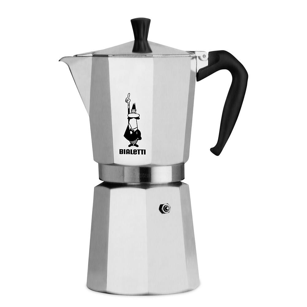 bialetti moka express espresso maker 12 cup peter 39 s of kensington. Black Bedroom Furniture Sets. Home Design Ideas