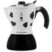Bialetti - Mukka Cow Print Cappuccino Maker 2 Cup