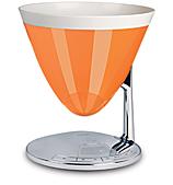 Bugatti - Uma Orange Kitchen Scales & Timer