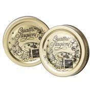 Bormioli Rocco - Quattro Stagioni Preserving Jar Caps 2pk