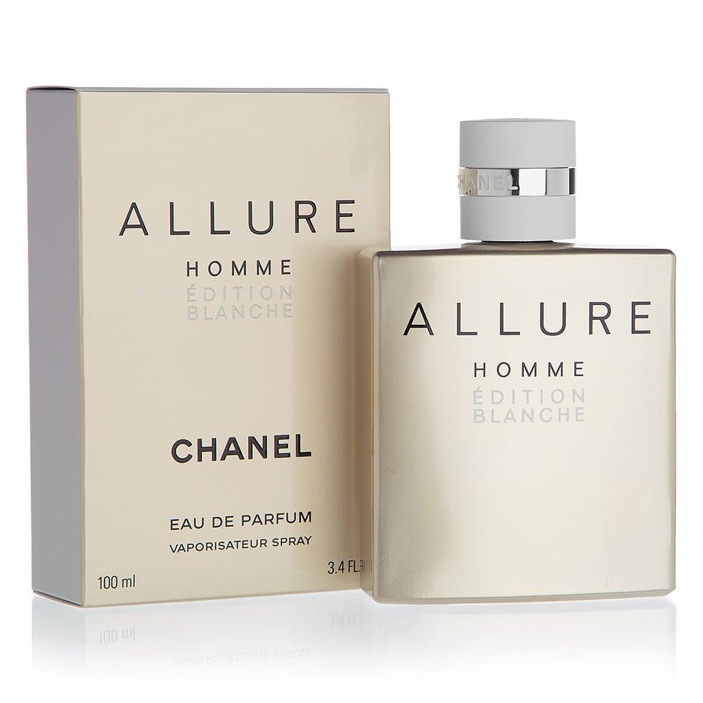 chanel allure homme edition blanche eau de parfum 100ml peter 39 s of kensington. Black Bedroom Furniture Sets. Home Design Ideas