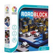 Smart Games - Road Block Logic Game