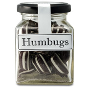The Lolly Shop - Humbugs 100g