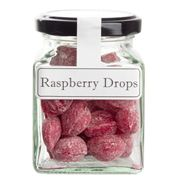 The Lolly Shop - Raspberry Drops 100g
