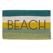 Doormat Designs - Beach Doormat