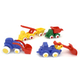 Viking Toys - Mini Trucks Construction Set
