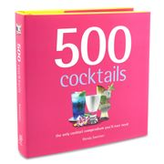 Book - 500 Cocktails