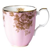 Royal Albert - 100 Years 1960s Golden Roses Mug