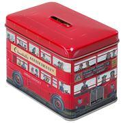 Churchill's - London Bus Toffee Tin 200g