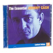 Sony - CD Set The Essential Johnny Cash Limited Edition