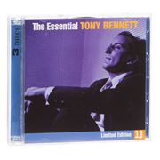 Sony - CD The Essential Tony Bennett Limited Edition 3 Disc