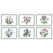 Pimpernel - Botanic Garden Placemat Set 6pce