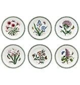 Portmeirion - Botanic Garden Entree Plate Set 6pce