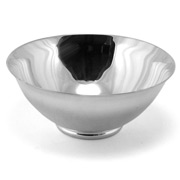 Whitehill - Plain Small Silver Plated Bowl