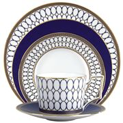 Wedgwood - Renaissance Gold Place Setting 5pce