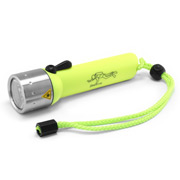 Led Lenser - D14 Underwater Flashlight Yellow