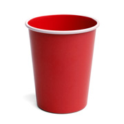 Retro Kitchen - Alfresco Cup Red