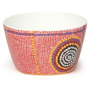 Alperstein - Aboriginal Art Debbie Brown Bowl