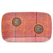 Alperstein - Aboriginal Art Debbie Brown Long Plate