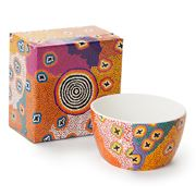 Alperstein - Aboriginal Art Ruth Stewart Bowl