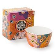 Alperstein - Aboriginal Art Ruth Stewart Bowl