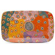 Alperstein - Aboriginal Art Ruth Stewart Long Plate
