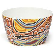 Alperstein - Aboriginal Art Judy Watson Bowl